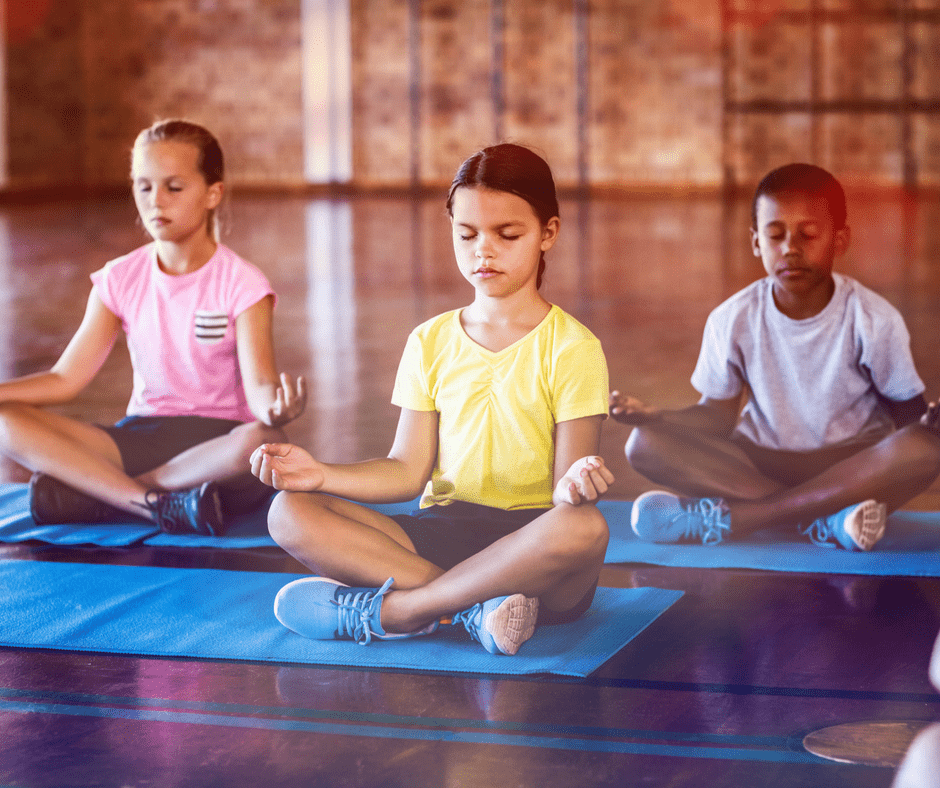 Yoga For Children – Should It Become a Part of School?