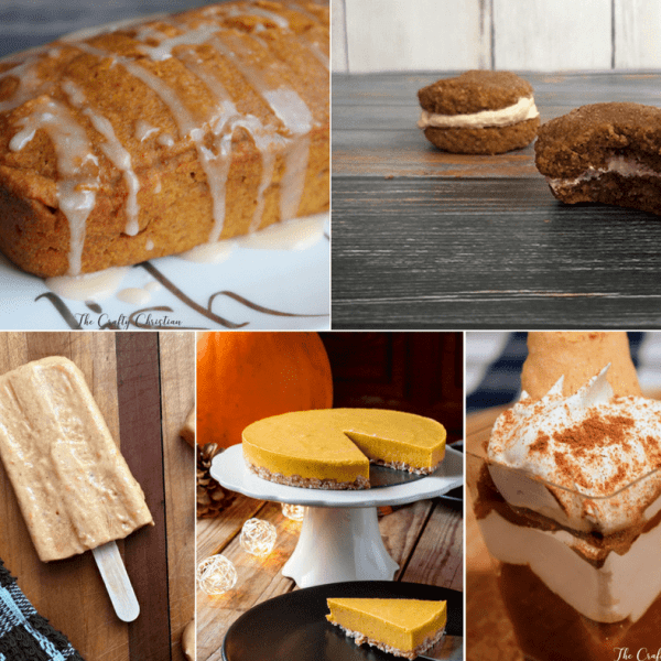 8 Best Healthy Pumpkin Treats for Fall