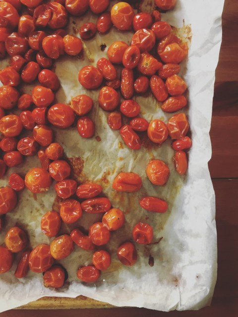 CCN Slow-roasted Cherry Tomatoes