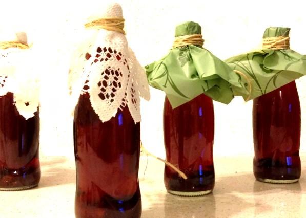 blueberry lavender infused vodka