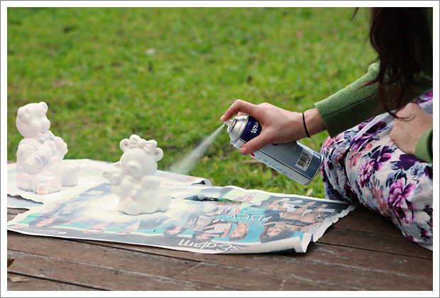 5 ways to upcycle with spray paint