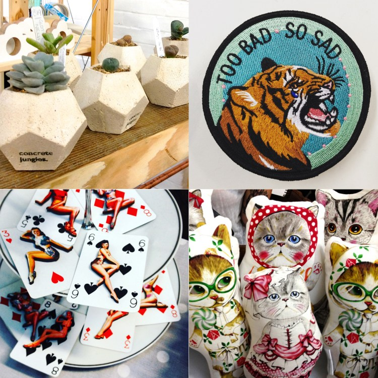 Top Trends from the London Renegade Craft Fair