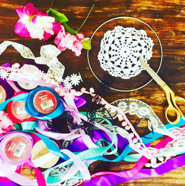 DOILY Dream Catcher DIY 1