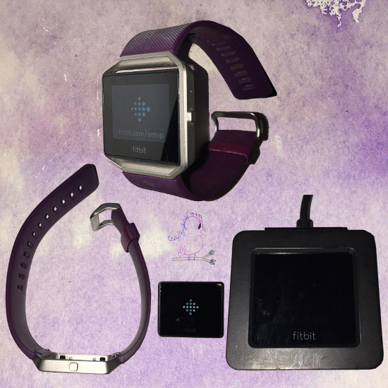 Fitbit Galore -- Visit CraftyJBird.com for more info...