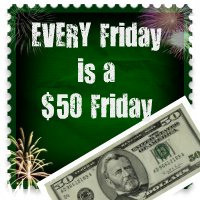 My Crafty Life's $50 Friday is live! Go win!
