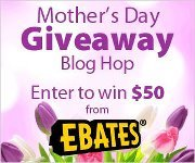 #SuperEvent: Huge Mother's Day Giveaway Event! Enter to win up to $2750 with @Ebates! {ends May 13th}