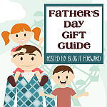 Father's Day Gift Guide hosted by Blog It Forward