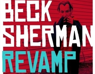Revamp by Beck Sherman #booktour #bookreview #18andup