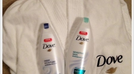 Did you know Dove has a new and improved body wash formula? #DoveTruth