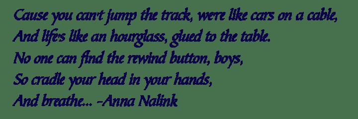 quote  anna nalick