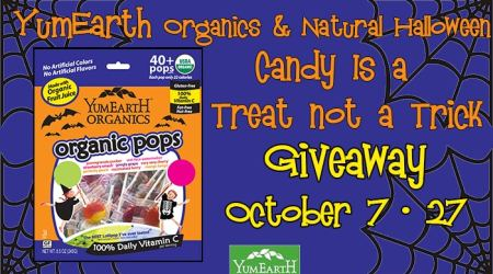 Halloween Candy that is a Treat not a Trick #Giveaway