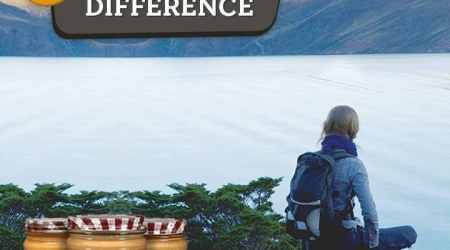 Help Make A Difference Naturally with Smucker's #NCPA #MC
