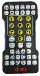Large-Button Remotes