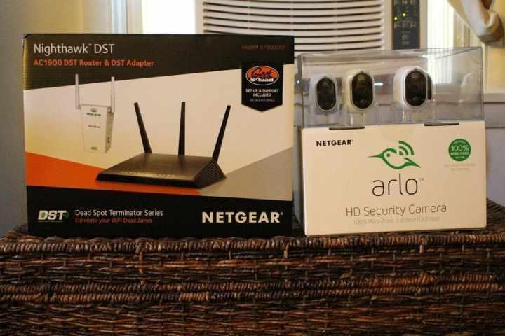 Netgear Arlow Smart Home