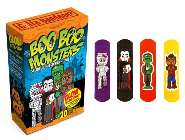 Boo Boo Monsters - Got Bandage
