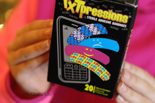 Txtpressions Bandages Multi Pack