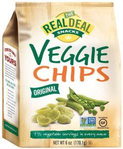 The Real Deal Snacks - Veggie Strips