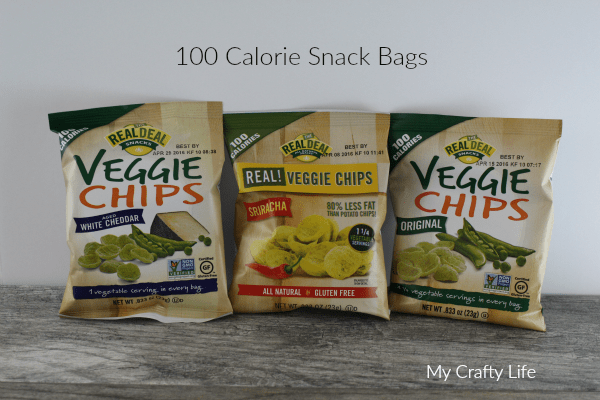 The Real Deal Snacks - 100 Calorie Snack Bags