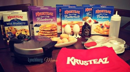 Krusteaz Giveaway #mykrusteaz #breakfastnight ends March 20th