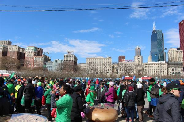 Thomas' Shamrock Shuffle -Wake Up & Be Awesome. Check out few things I have found that helps to start your day out right. #ThomasBreakfastTour