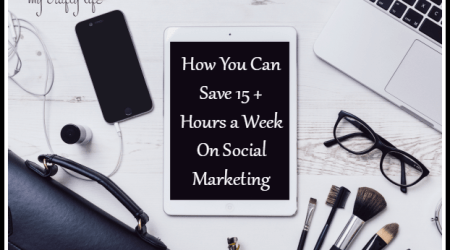 How You Can Save 15+ Hours Per Week on Social Media Marketing