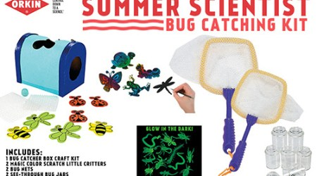 Orkin Mosquito Summer Scientist #LearnWithOrkin #Giveaway