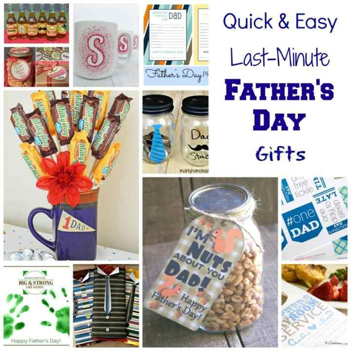 Last-Minute Father's Day Gifts