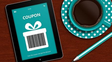 Did you know Groupon has coupons?  #GrouponCoupons