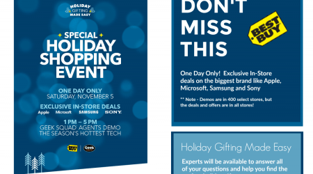 Holiday Gifting Made Easy at Best Buy – @BestBuy