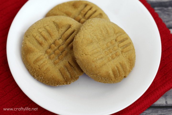 Enjoy this new twist on an old faithful recipe - Snickerdoodle and Peanut Butter Cake Cookies!