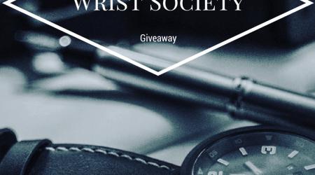 Arturo Alvarez Demalde Wrist Society Giveaway  – ends 1/23/17