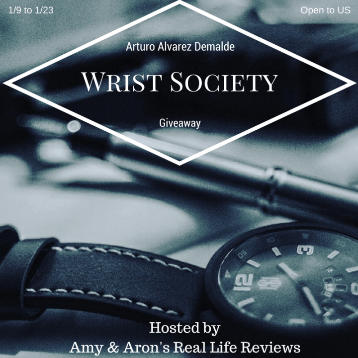 arturo alvarez demalde wrist society giveaway ends 1 23 17
