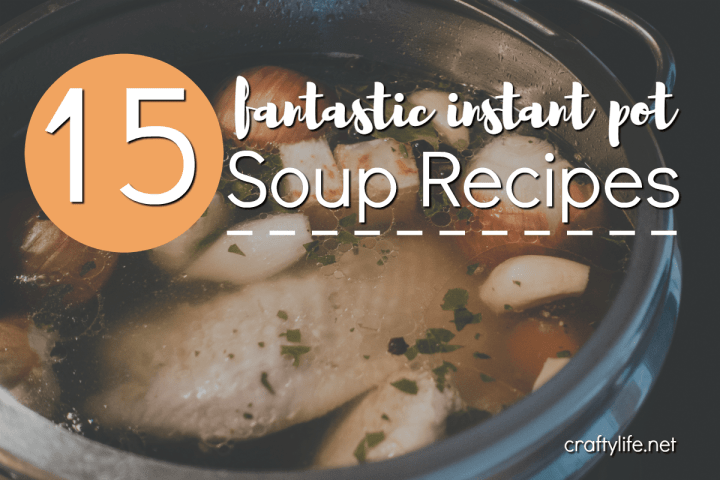 instant pot soup recipes