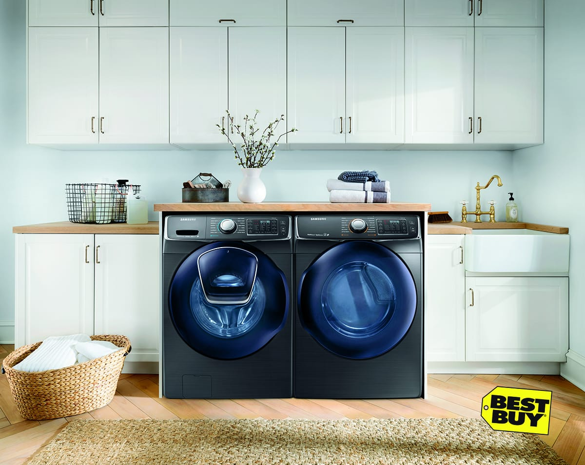 Have the cleanest clothes on the block and save money with Energy Star®