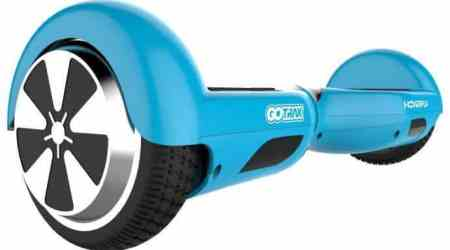 HOVERFLY Hoverboard by GOTRAX Giveaway!