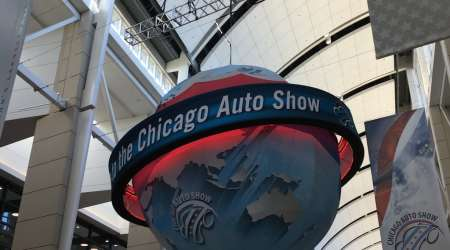 My favorite time of year is here – Chicago Auto Show!