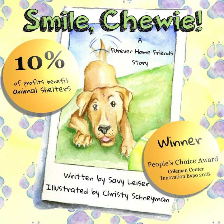 Smile, Chewie - A Furever Home Friends Story