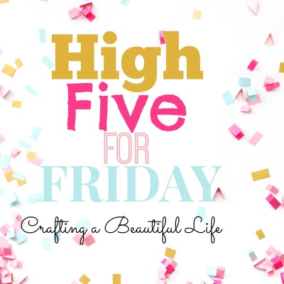 High Five For Friday!