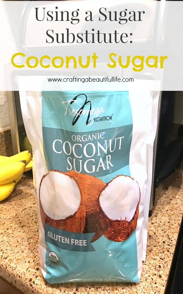 Tasty Tuesday: Coconut Sugar | Crafty Life Mom