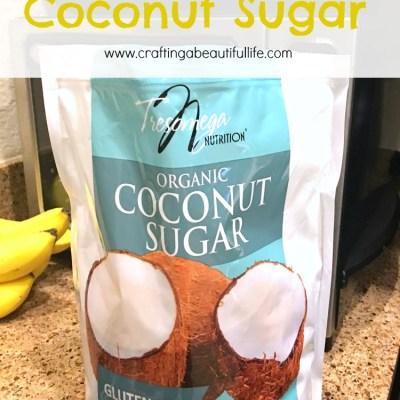 Tasty Tuesday: Coconut Sugar