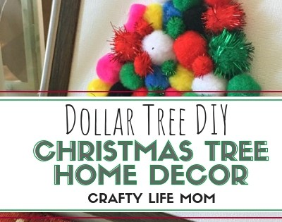 Dollar Tree Christmas DIY Pier One Dupe