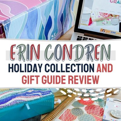 Erin Condren Holiday Collection