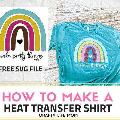 Heat Transfer Vinyl Shirts with Stahls Vinyl