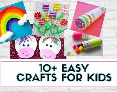 Kids Crafts for Kids