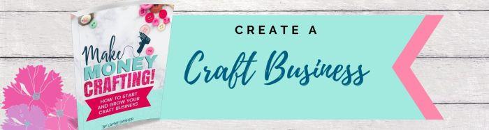 Make money crafting