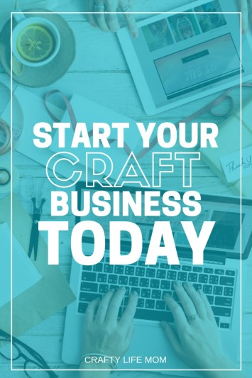 Start A Craft Business elling your handmade crafts