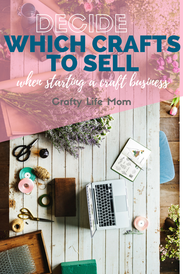 Deciding What Crafts to Make and Sell. This guide helps you determine your crafting strenths, and what to look for when choosing your crafts products to make and sell to others.