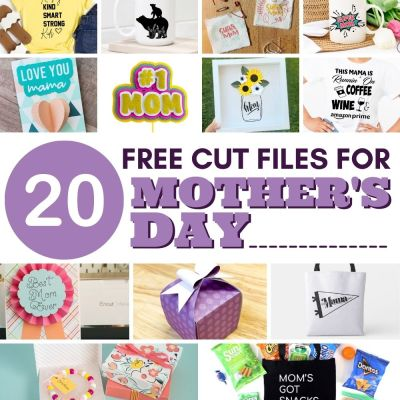 Mothers Day SVG Cut Files