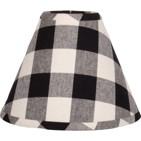 buffalo check lampshade
