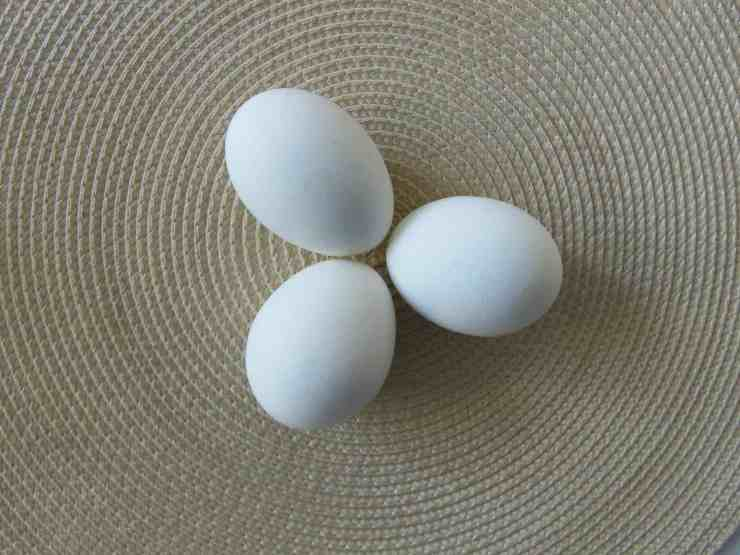 Perfect Hardboiled Eggs: Three Steps